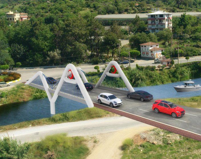 Demirtaş Köprü - ALANYA BELEDİYESİ