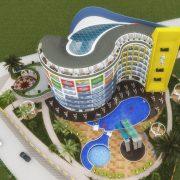 Çimse-İş Otel Projesi - ÇİMSE-İŞ SENDİKASI