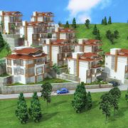Villa Kompleksi - ALAYDIN İNŞAAT - SERVET SÜRENKÖK