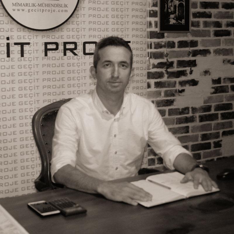 Mehmet Ali TEKİN - GEÇİT PROJE | MİMARLIK & MÜHENDİSLİK