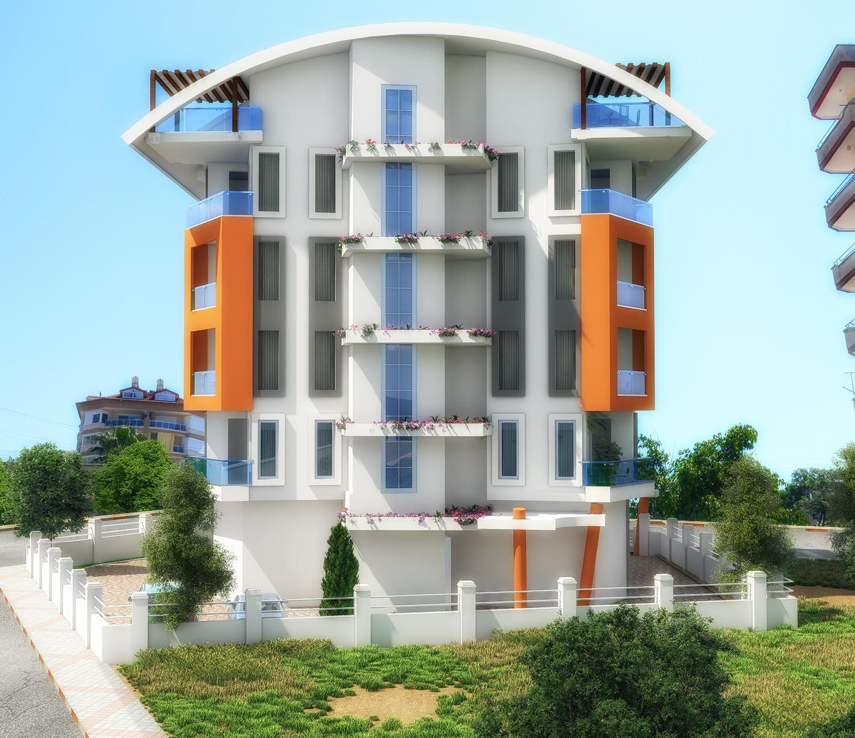 Konut ve Ticari Yapı - Kerim ÇEVİK - Alanya / Antalya